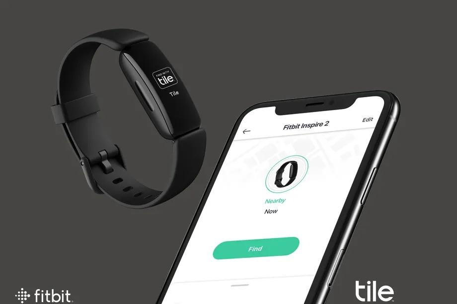 fitbit inspire 2 tile