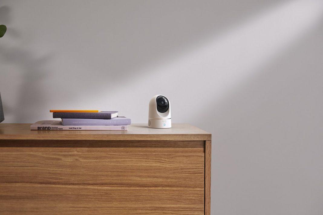 anker eufy security 2k pan tilt & indoor