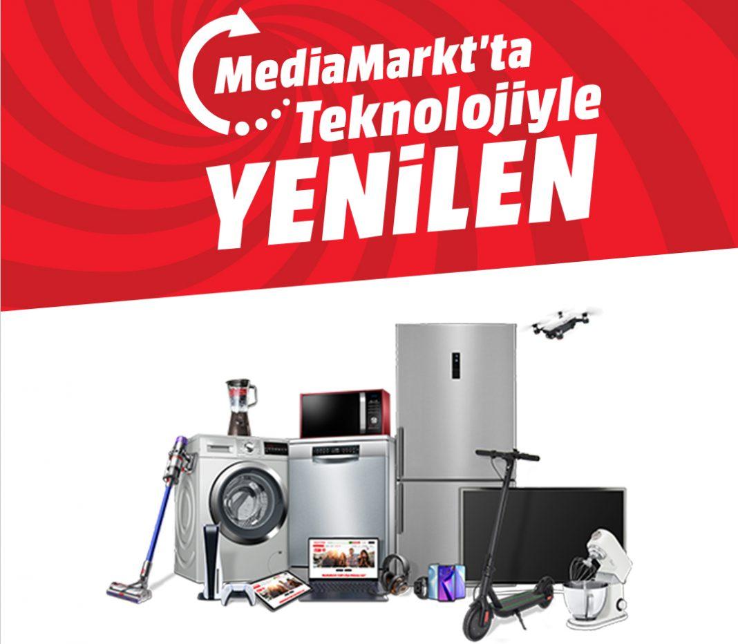 mediamarkt teknolojiyle yenilen kampanyası