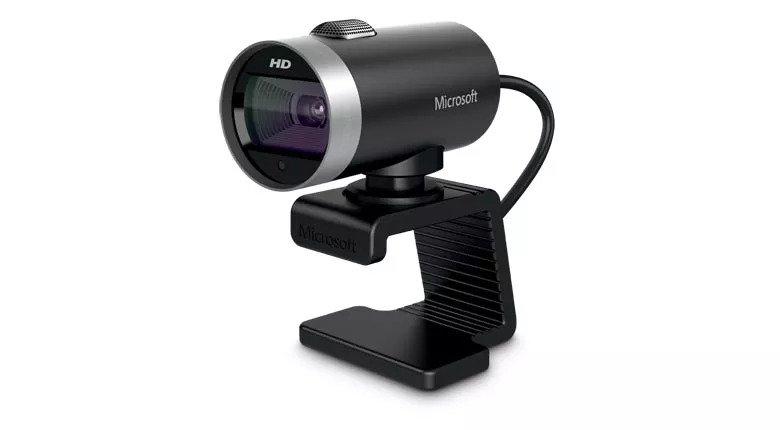 microsoft yeni web kamerası