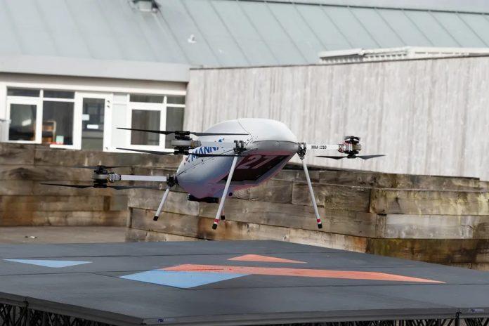 samsung drone