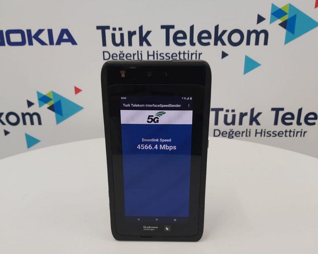 türk telekom 5g