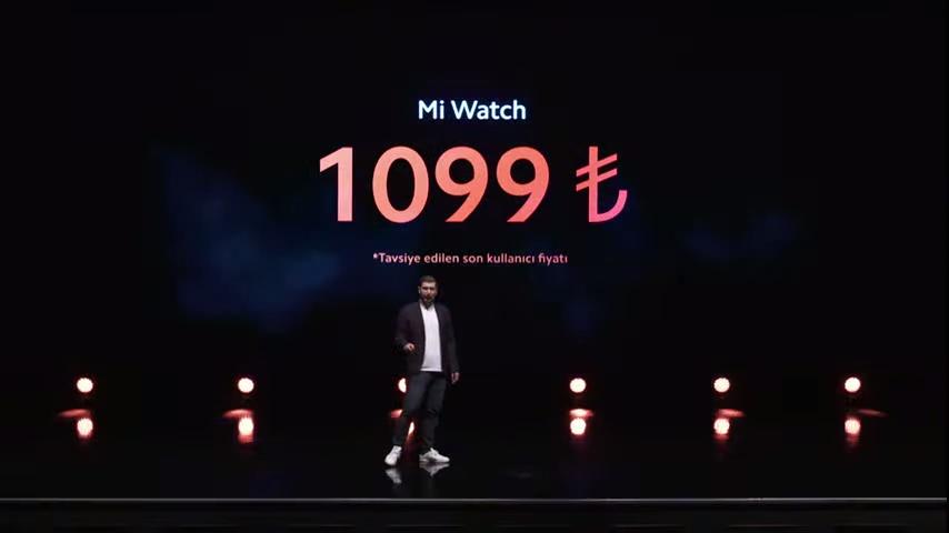 xiaomi mi watch türkiye fiyatı özellikleri
