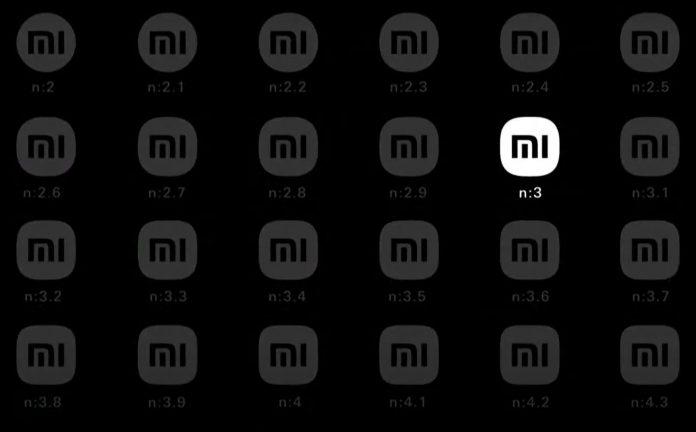 xiaomi yeni logo