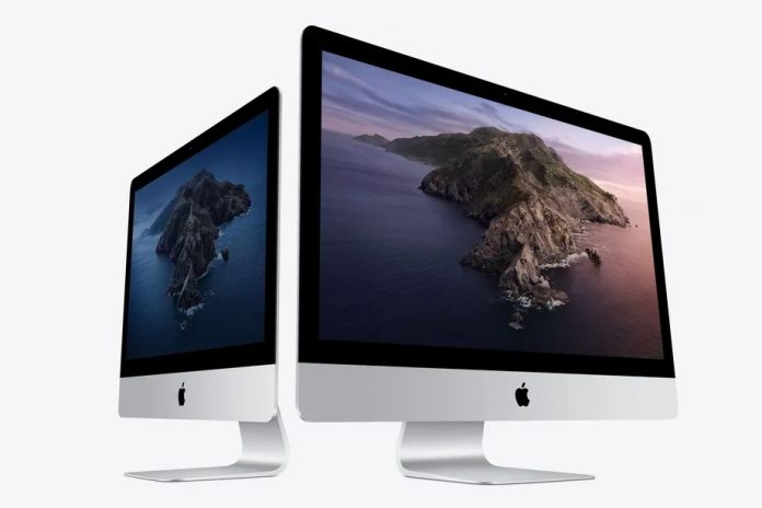 apple imac 21.5 inç