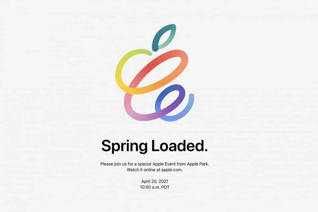 apple 20 nisan ilkbahar etkinliği spring loaded