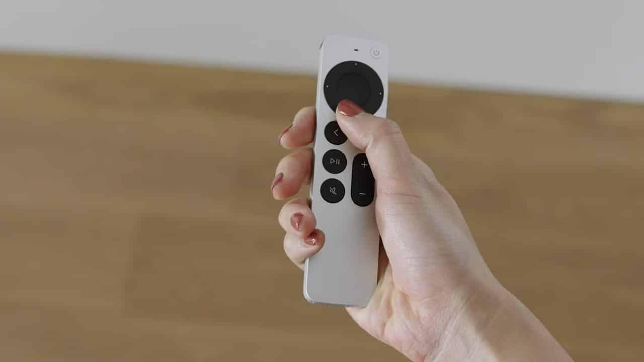 yeni siri remote