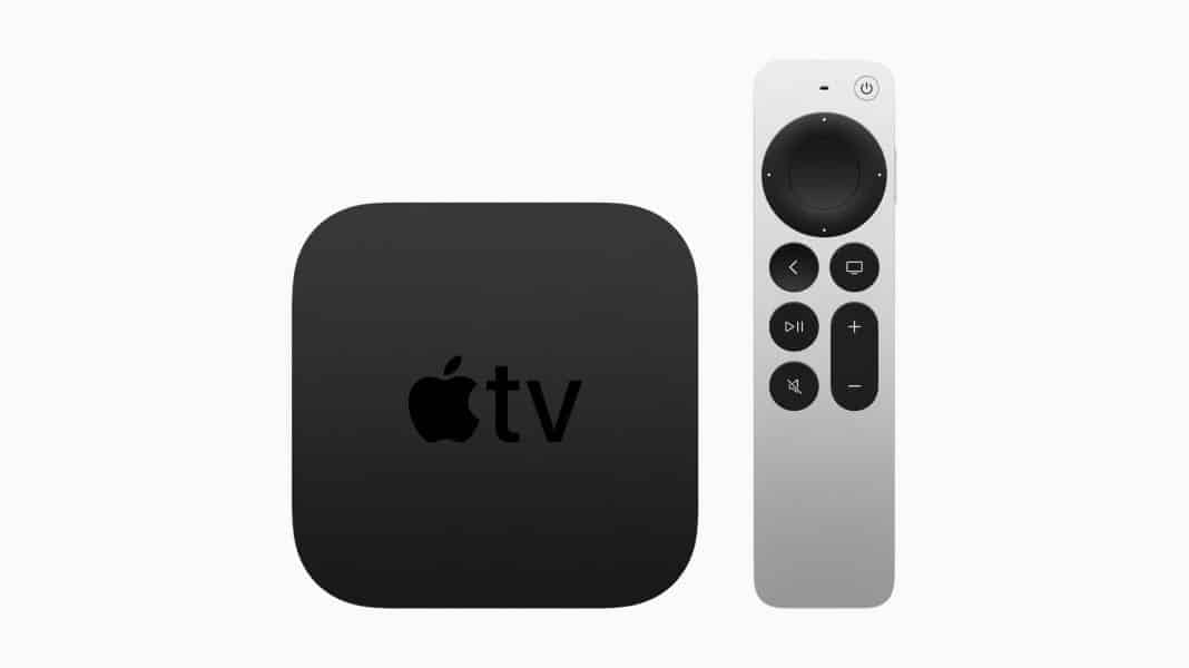 apple tv 4k uzaktan kumanda