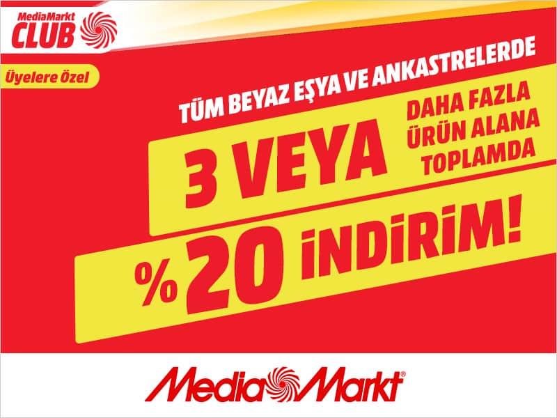 mediamarkt beyaz eşya kampanyası