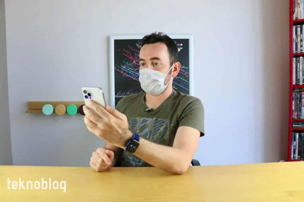 ios 14.5 iphone apple watch ile ekran kilidi nasıl açılır