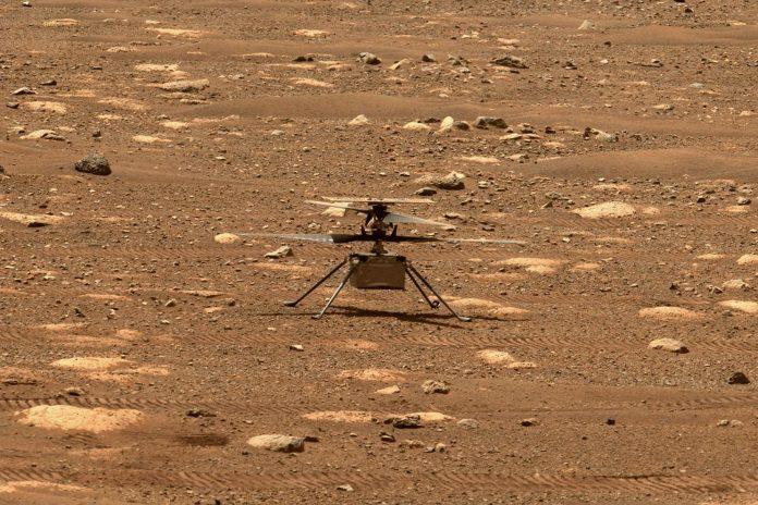nasa ingenuity helikopter