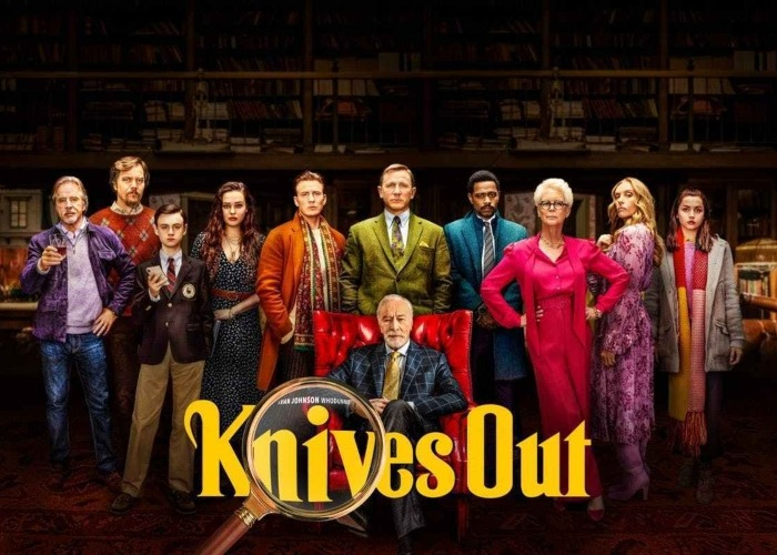netflix knives out