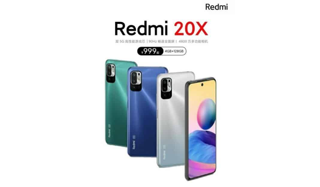 redmi 20x