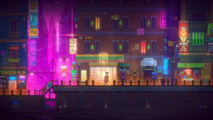 tales of the neon sea epic games'te ücretsiz