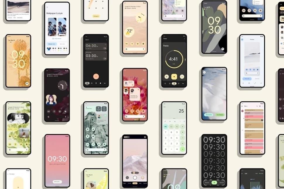 android 12 özellikleri ve yenilikler