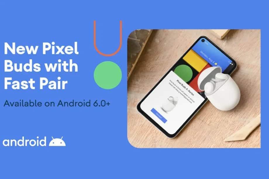 google pixel buds a-series
