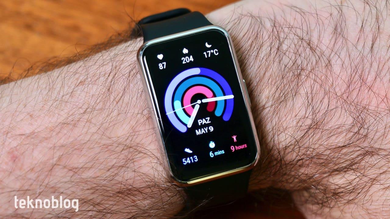 huawei watch fit elegant inceleme