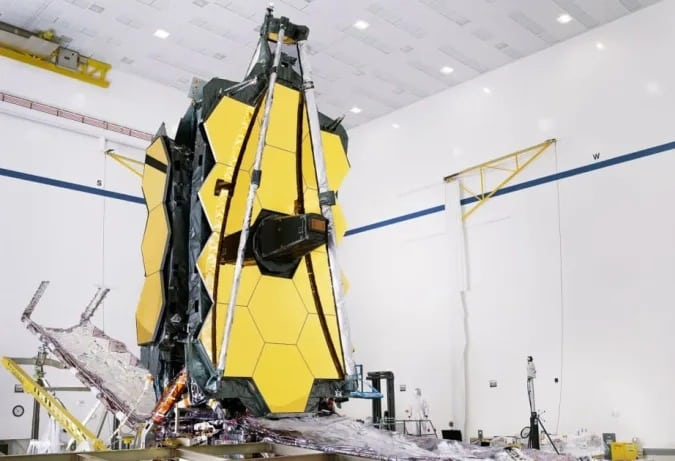 james webb uzay teleskopu