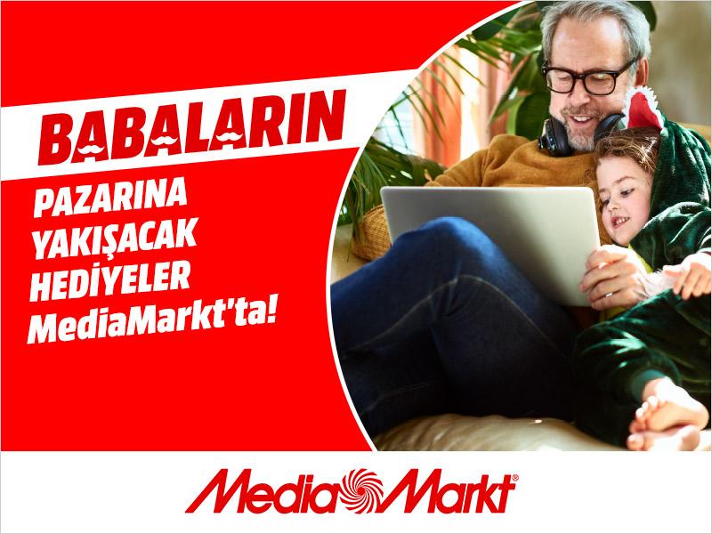 mediamarkt babalar günü hediyesi