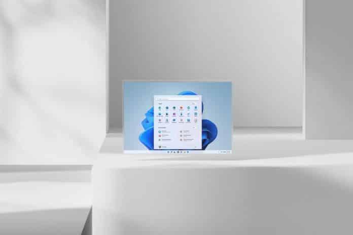 windows 11 önizleme sürümü