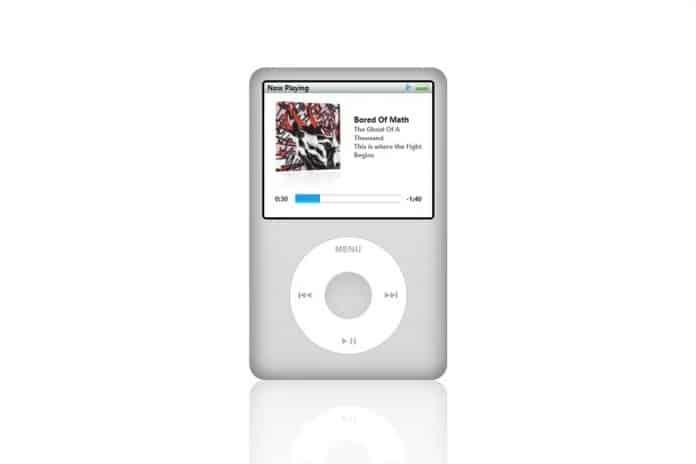 spotify apple music ipod