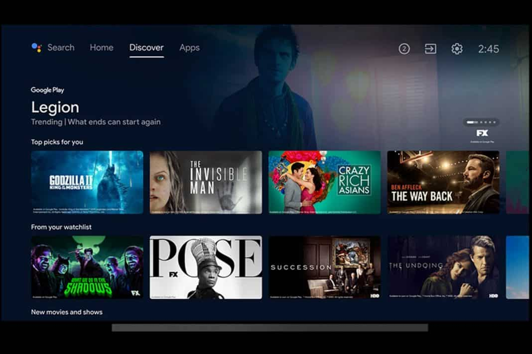 android tv google tv