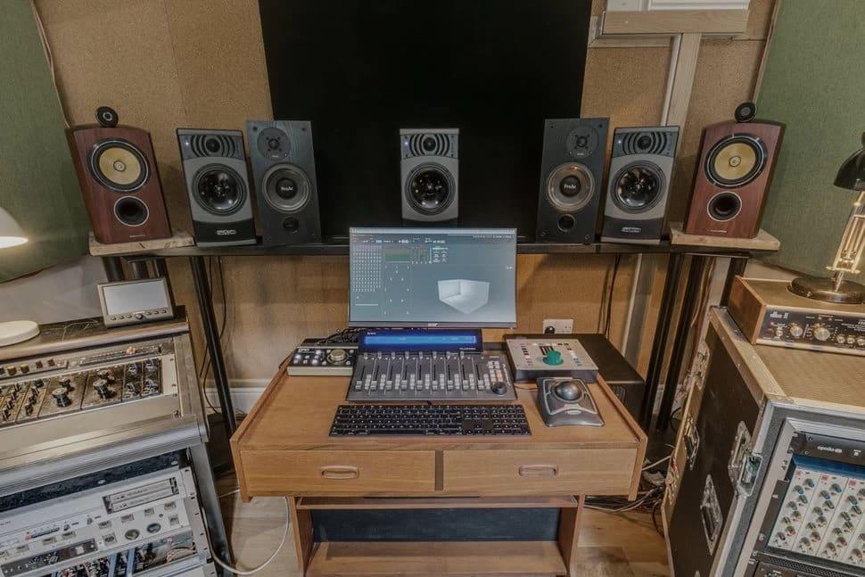 dolby atmos stüdyo