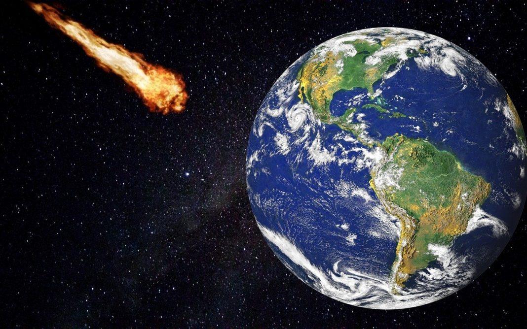 asteroit dünya