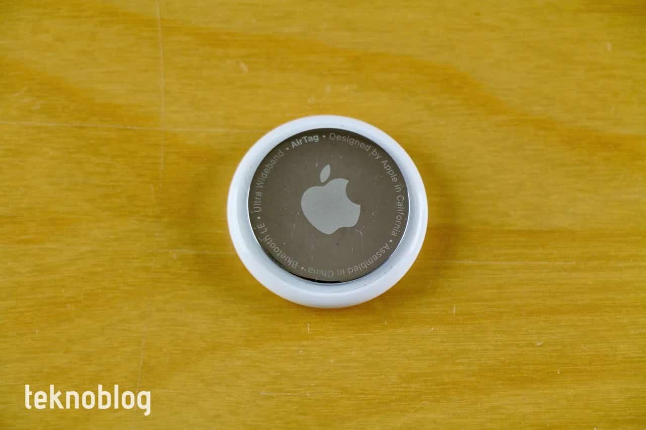 apple airtag inceleme