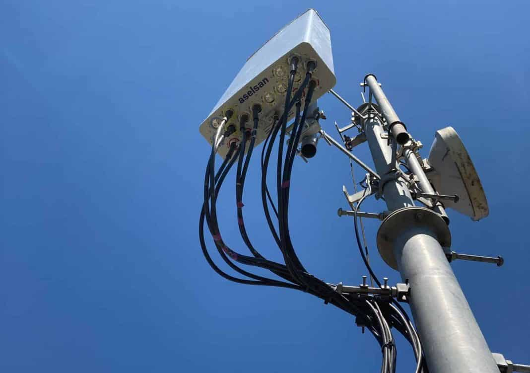 türk telekom aselsan yerli anten