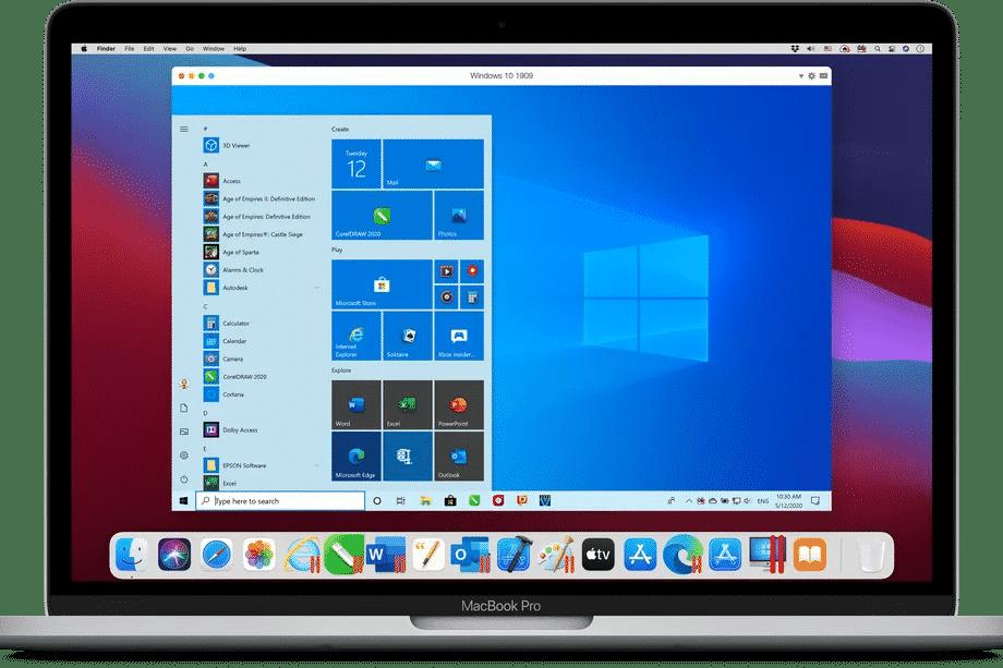 parallels 17 m1 mac windows 11