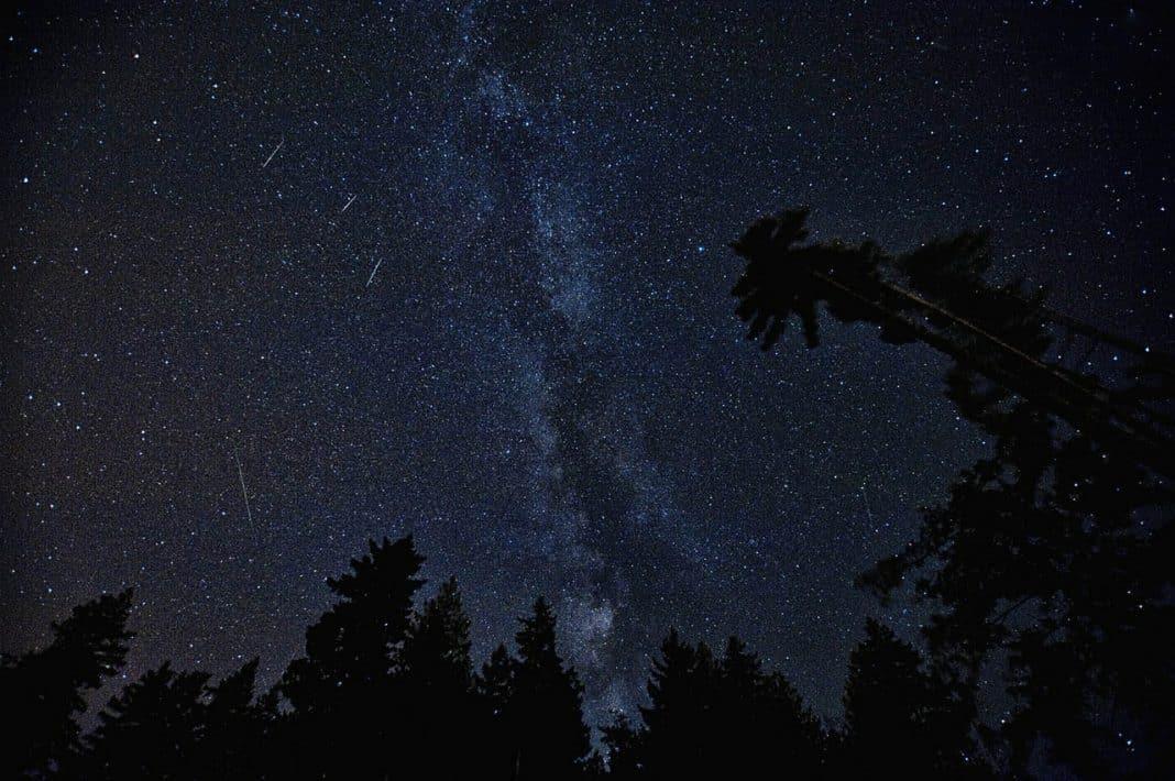 perseid meteor yağmuru 2021