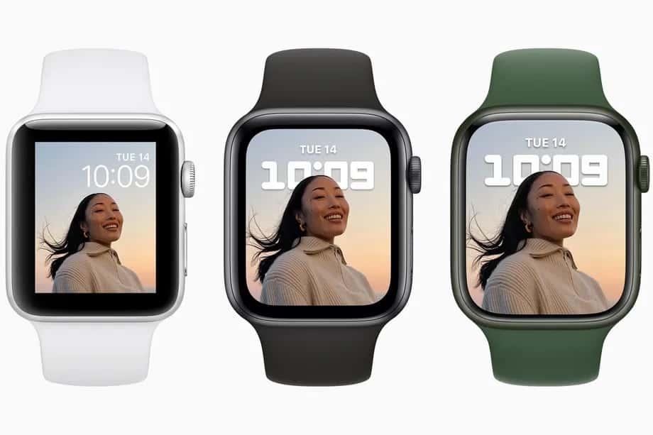 apple watch series 7 8