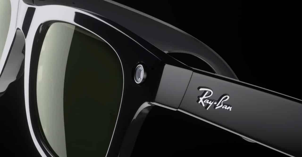 Ray Ban – Facebook akıllı gözlük