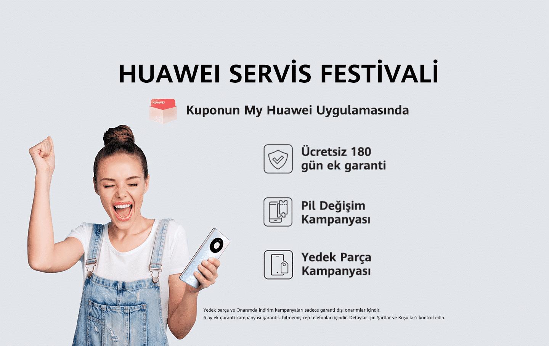 huawei servis festivali