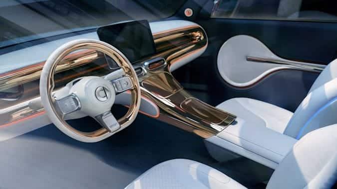 smart elektrikli otomobil