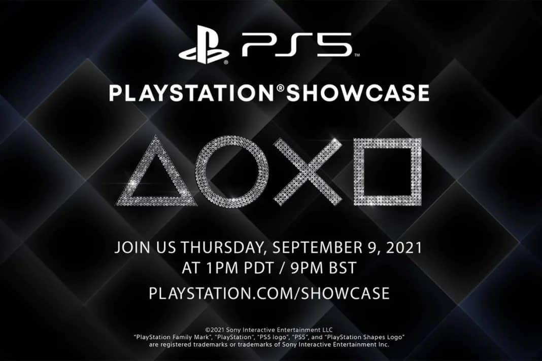 sony ps5 playstation showcase