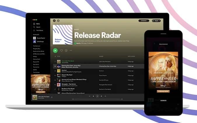 spotify yeni müzik radarı