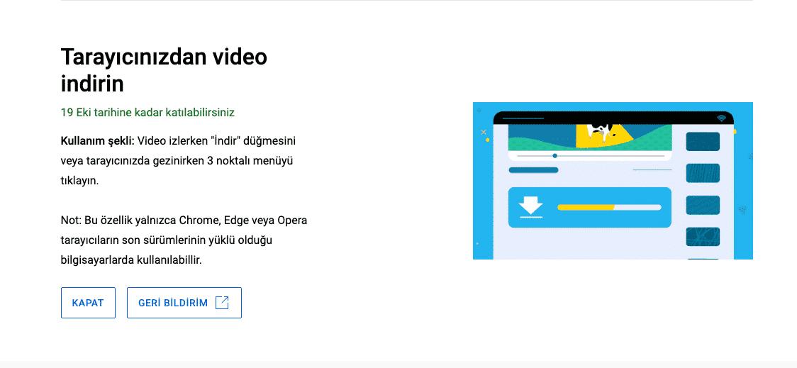 youtube masaüstüne video indirme