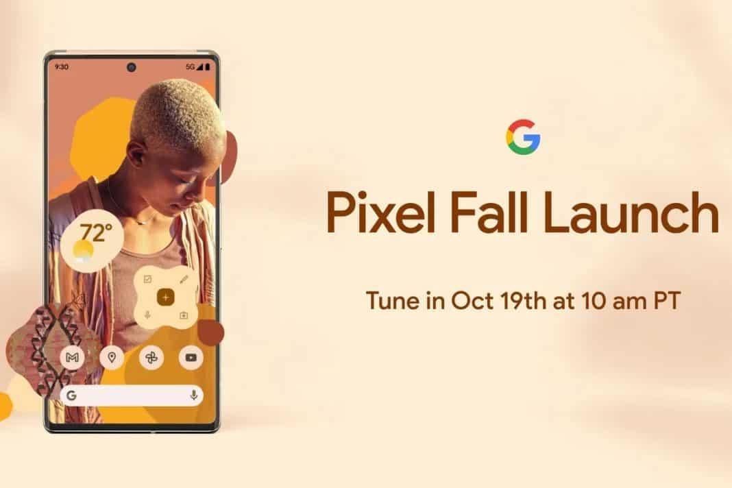 google pixel 6 etkinlik