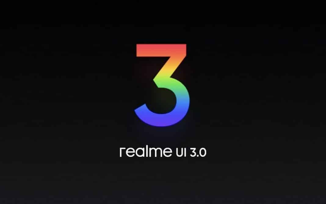 realme ui 3.0 android 12