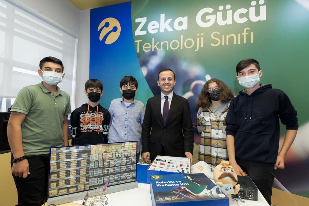 turkcell zeka gücü